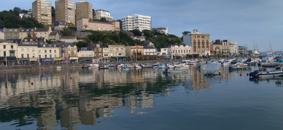 Learning to swim is central to being safe in Torbay by the sea